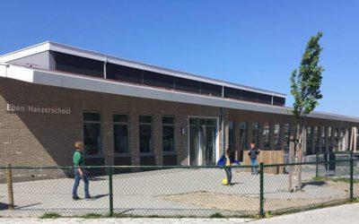 Nieuwbouw Eben Haëzerschool 's-Gravenzande