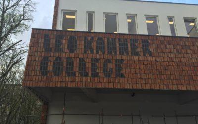 Nieuwbouw Leo Kanner College te Leiden
